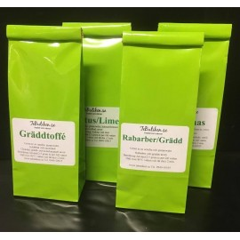 Gröna Helgpaketet 4x50gr te