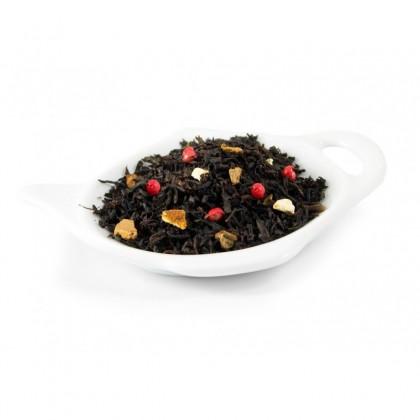 Julsaga svart te